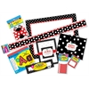 Designer Classroom 9-Piece Set - Just Dotty