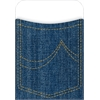 Barker Creek Peel & Stick Denim Pockets Set of 30