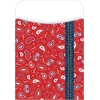 Barker Creek Peel & Stick  Bandana Pockets Set of 30