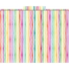 Stripes Folders Set of 12
