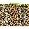 Africa - Leopard File Folders Set of 12