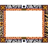 Barker Creek Africa Name Tags/Self-Adhesive Labels  Set of 45