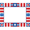 Americana Name Tags/Self-Adhesive Labels Set of 45