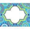 Moroccan Name Tags/Self-Adhesive Labels Set of 45