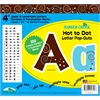 "Barker Creek Hot to Dot 4"" Letter Pop-Outs (245 Characters)"
