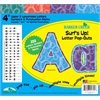 "Surfs Up 4"" Letter Pop-Outs (245 Characters)"