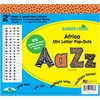 "Barker Creek 2"" Letter Pop-Outs - Africa (676 Characters)"