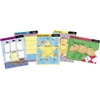 Barker Creek Graphic Organizer Chart Set #1 (Set of 10)