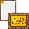 Barker Creek Learning is an Adventure Chart Set of 2