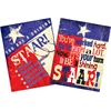 STAAR Texas Chart Set of 2
