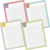Chevron - Beautiful Incentive Chart Set of 4