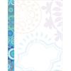 Barker Creek Computer Paper -  Moroccan  50 Sheets