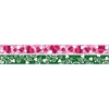 Barker Creek Double-Sided Border - Hearts and Clover (35 Feet)