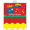 Pattern Blocks Set of 108