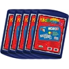 "Learning Magnets Kidboard — Blue 9"" x 13"" — 5 Pk"