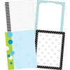 Barker Creek Chevron & Dots Paper Set of 4 Packages (200 Sheets)