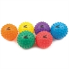 SENSORY BALL SET 8IN SET OF 6