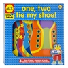 ALEX BY PANLINE USA LACING ONE TWO TIE MY SHOE