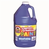 BLUE GALLON WASHABLE PAINT CAPTAIN CREATIVE