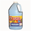 CAPTAIN CREATIVE LIGHT BLUE GALLON WASHABLE PAINT BY CAPTAIN CREATIVE