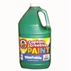GREEN GALLON WASHABLE PAINT BY