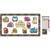 MONSTERS BULLETIN BOARD ESSENTIALS SET