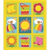 HELLO SPRING STICKERS GRADES PK-5 PRIZE PACK