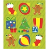HOLIDAY STICKERS GRADES PK-5 PRIZE PACK