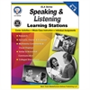SPEAKING LISTENING LEARNING GR 6-8 STATIONS