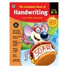 CARSON DELLOSA COMPLETE BOOK OF HANDWRITING GR K-3