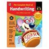 CARSON DELLOSA COMPLETE BOOK OF HANDWRITING GR K-3
