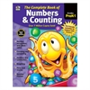 CARSON DELLOSA COMPLETE BOOK OF NUMBERS & COUNTING