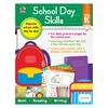 CARSON DELLOSA SCHOOL DAY SKILLS GR PRE K