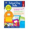 CARSON DELLOSA SCHOOL DAY SKILLS GR 1