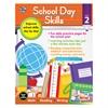 CARSON DELLOSA SCHOOL DAY SKILLS GR 2