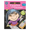 CARSON DELLOSA PUZZLES AND GAMES GR 1-2