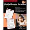 MEDIA LITERACY ACTIVITIES BOOK GR 4-6