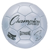 CHAMPION SPORTS SOCCER BALL SIZE 5 COMPOSITESILVER