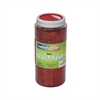 PACON GLITTER 1 LB. RED