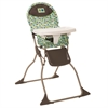 MERCURY DIST. / CHILD SOURCE COSCO SIMPLE FOLD HIGH CHAIR