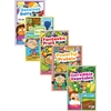 MYPLATE AND HEALTHY EATING BOOK SET OF 6