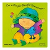 CHILDS PLAY BOOKS DINGLE DANGLE SCARECROW BABY BOARD BOOK