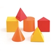 GEOMETRIC SOLIDS INTRODUCTORY 6 SET