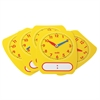 WRITE ON WIPE OFF CLOCK DIALS 5 ST