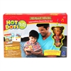 HOT DOTS TOTS ALL ABOUT VEHICLES INTERACTIVE BOARD BOOK SET W/ PEN