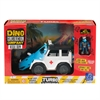 DINO CONSTRUCTION CO RESCUE CREW TURBO THE TRICERATOPS POLICE SUV
