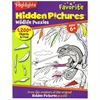 ESSENTIAL LEARNING PRODUCTS FAVORITE HIDDEN PICTURES WILDLIFE PUZZLES