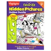 ESSENTIAL LEARNING PRODUCTS FAVORITE HIDDEN PICTURES OUTDOOR PUZZLES