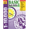 EVAN-MOOR BASIC MATH SKILLS GR 3