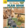 THE BIGGER BETTER DAILY PLAN BOOK SAFARI EDITION